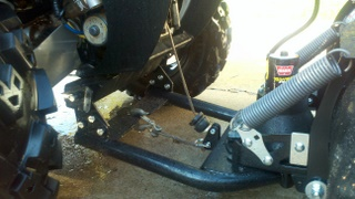 Hey Looking For A Utv Or Atv Plow System