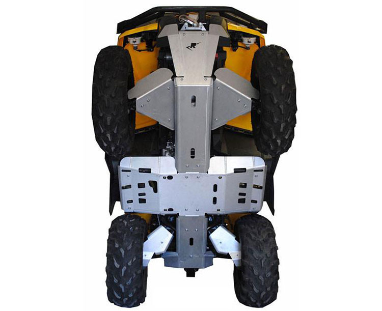 Ricochet Skid Plates & A Arm Guards