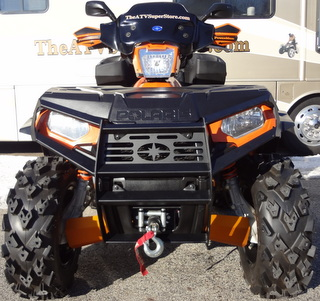 Viking polaris brush guards bumpers publicscrutiny
