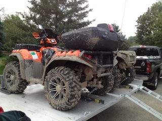 Hey! Looking for ATV Fender Flares?