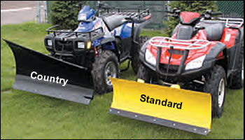 Eagle utv plow system what ever your plow needs bleu is the choice publicscrutiny Image collections